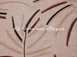 Tissu Lelièvre - Mimosa - réf: 570.03 Poudre - Voir en grand