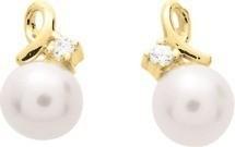 Boucles d'oreilles perle & oxydes 119 ¤ - Voir en grand