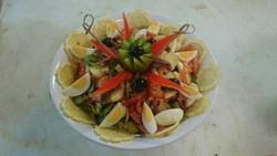 Des salades composées de la BOUCHERIE MORIN - Voir en grand