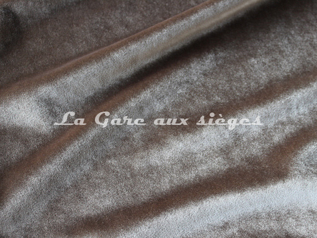 Tissu Carlucci - Palazzo velvet - réf: CA1175 - Coloris: 073 - Voir en grand