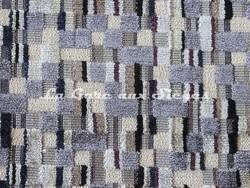 Tissu Deschemaker - Bogota - réf: 103978 Ardoise - Voir en grand
