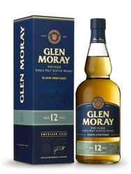 Glen Moray 12 ans - WHISKY - Charpentier Vins - Voir en grand