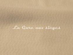 Tissu Deschemaker - Caracas - réf: 103942 - Crème - Voir en grand
