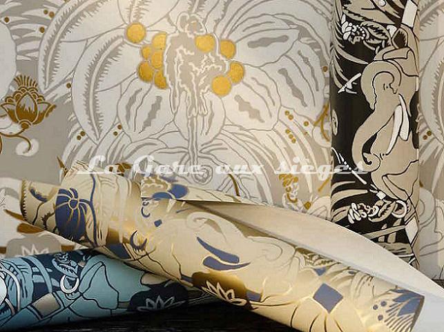 Papiers peints Nobilis - Collection Dar es Salam - Voir en grand