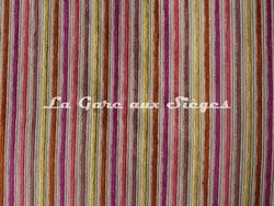 Tissu Casal - Funambule - réf: 16185 - Coloris: 9274 Rose Lin - Voir en grand