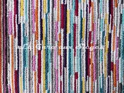 Tissu Deschemaker - Miami - réf: 104008 Multicolore - Voir en grand