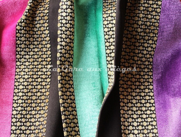 Tissu Lorca - Zuari - réf: MLF 2252-02 - Voir en grand