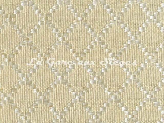 Tissu Le Crin - Nircel - réf: C0344 - Coloris: 080 Crème - Voir en grand