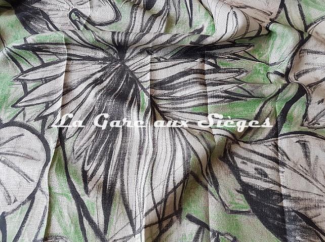 Tissu Pierre Frey - Water Lily - réf: F3548.001 - Voir en grand