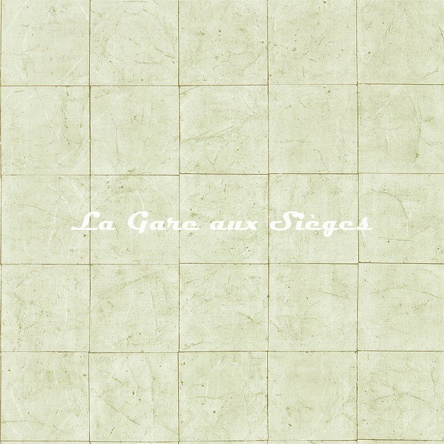 Papier peint Zoffany - Piastrella - réf: 312947 Celadon - Voir en grand