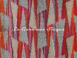 Tissu Deschemaker - Palmira - réf: 103982 Cerise - Voir en grand