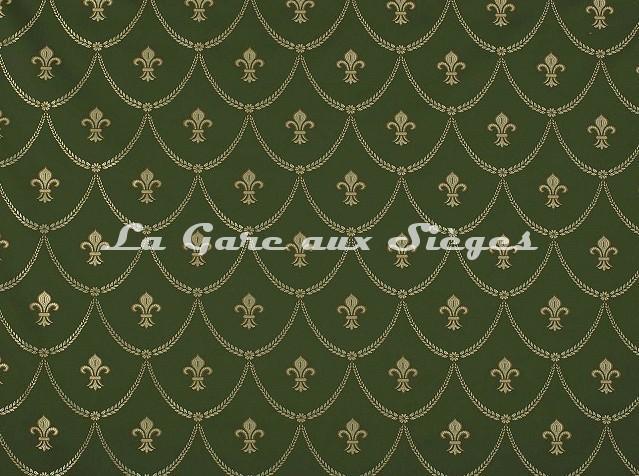 Tissu Casal - Keller - réf: 1818 - Coloris: 3 vert - Voir en grand
