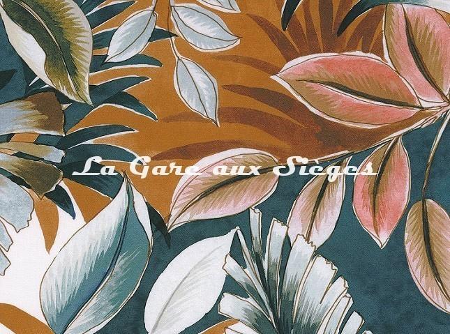 Tissu Casamance - Dypsis - réf: 4106.0100 - Voir en grand