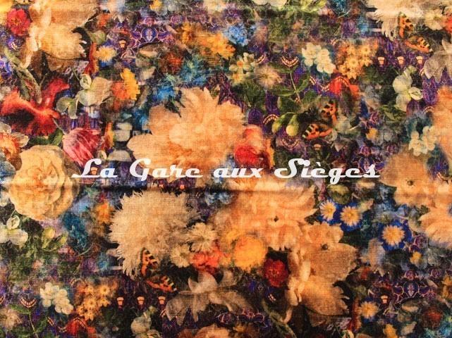 Tissu GP & J.Baker - Royal Garden Velvet - réf: BP10642.2 - Voir en grand