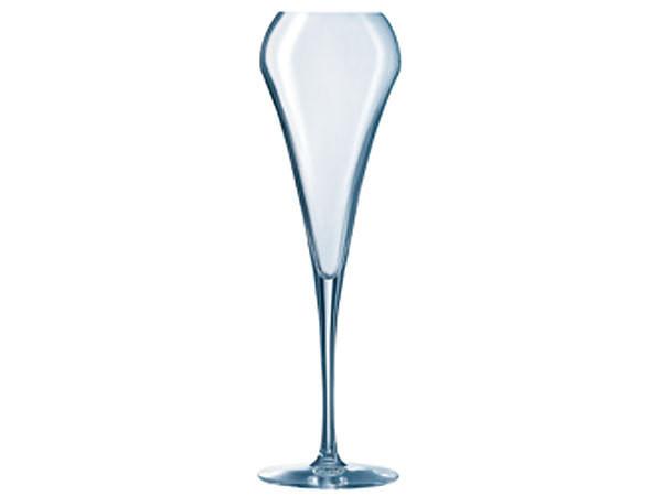 Flutes à champagne - VERRES-CARAFES-TIRES BOUCHONS - Charpentier Vins - Voir en grand