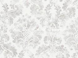 Tissu Casamance - Evidence - réf: 3805.0122 Blanc pétale - Voir en grand