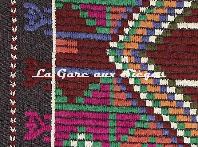 Tissu Pierre Frey - Zimbabwe - réf: F3356.001 Tutti Frutti ( détail ) - Voir en grand