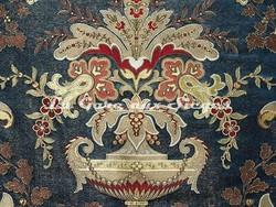 Tissu Tassinari & Châtel - Verdi - réf: 1683.04 Saphir - Voir en grand