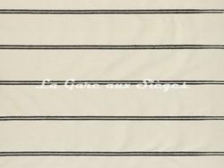 Tissu Pierre frey - Ohio - réf: F3240-001 Black - Voir en grand