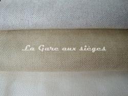 Tissu Houlès - Alium - réf: 72853 - Coloris: 9960 - 9015 - 9020 - Voir en grand