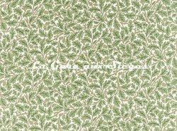 Tissu William Morris - Oak - réf: 226606 Forest/Cream - Voir en grand