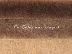 Tissu Chanée Ducrocq - Alpaga - Coloris: 2806 Grizzli - 2807 Robusta - 2812 Camel