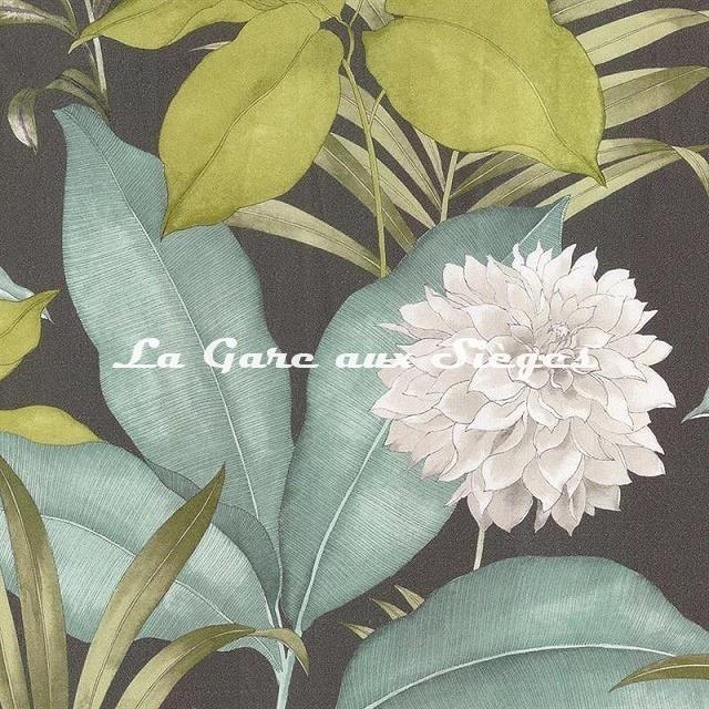 Tissu Camengo - Margaux - réf: 4201.0446 Gris - Voir en grand