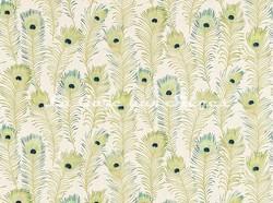 Tissu Sanderson - Themis - réf: DAEG222956 Teal - Voir en grand