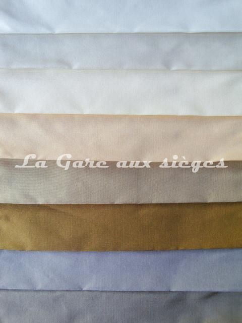 Tissu Bélinac - Taffetas de soie - réf: 1240 - Coloris: 02-35-36-03-04-05-09-10 - Voir en grand