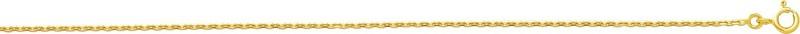 chaine forçat or jaune 18 carats 241 ¤ - Voir en grand