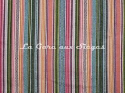 Tissu Pierre Frey - Alicia - réf: F2884 Multicolore - Voir en grand