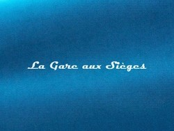 Tissu Pierre Frey - Gaspard - réf: F3070.013 Pacifique - Voir en grand
