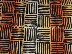 Tissu Deschemaker - Zanzibar - réf: 103939 - Coloris: cuivre - Voir en grand
