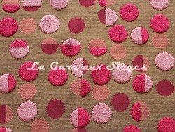 Tissu Boussac - Ladybird - réf: O7762-003 Gourmandise - Voir en grand