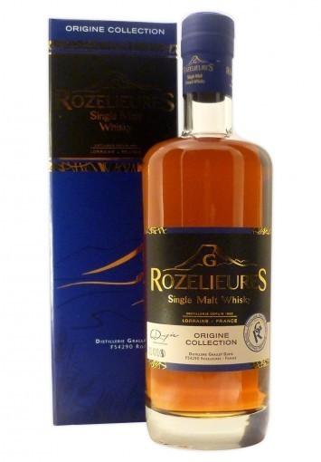 Rozelieures Origine - WHISKY - Charpentier Vins - Voir en grand