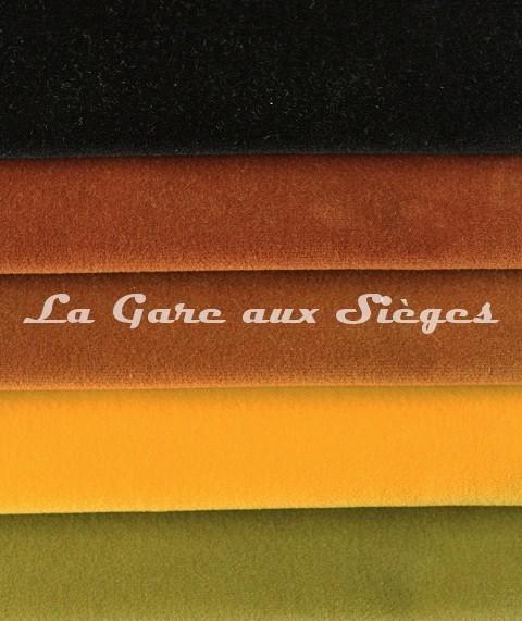 Tissu Pierre Frey - Velours Médium - réf: F3211 - Coloris: 006 - 007 - 008 - 009 - 010 - Voir en grand
