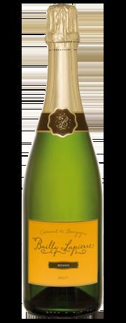 Crémant Brut - CREMANT-METHODE TRADITIONNELLE - Charpentier Vins - Voir en grand