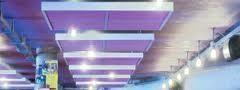 Plafond Laine de roche TONGA - Voir en grand