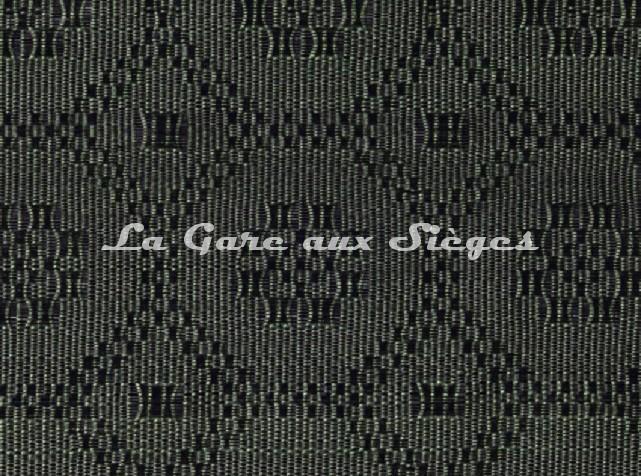 Tissu Le Crin - Gaël 30 - réf: C0030 - Coloris: 028 Vert Noir - Voir en grand