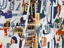 Tissu Jean Paul Gaultier - Métropolitain - réf: 3472-02 Multico - Voir en grand
