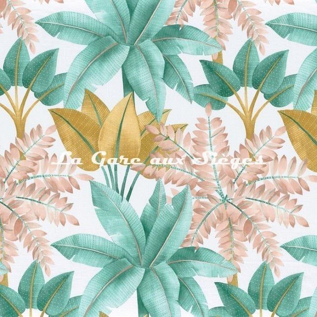 Tissu Camengo - Pantanal - réf: 4658.0240 Nude - Voir en grand