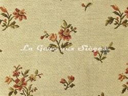 Tissu Chanée Ducrocq - Orbec - réf: 6235 Crème - Voir en grand