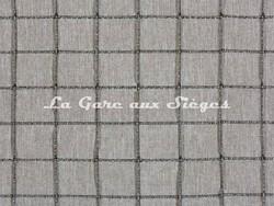Tissu Boussac - Cube - réf: O7920-002 Cendre - Voir en grand