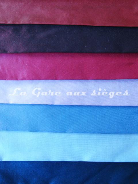 Tissu Bélinac - Taffetas de soie - réf: 1240 - Coloris: 16-31-20-21-24-39-41 - Voir en grand