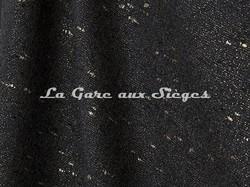 Tissu Lelièvre - Camargue - réf: 571.03 Fusain - Voir en grand