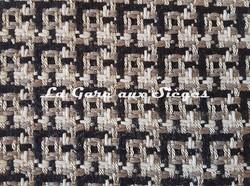 Tissu Dedar - Chérie - réf: T15028.002 Beige