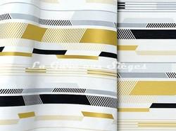 Tissu Lelièvre - Gaucho - réf: 563.02 Bauhaus - Voir en grand