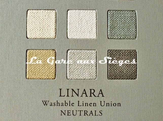 Tissu Romo - Linara - réf: 2494 - Gamme Neutral - Voir en grand