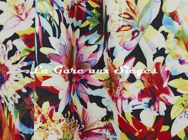 Tissu Jean Paul Gaultier - Barbade - réf: 3419.01 Multico - Voir en grand