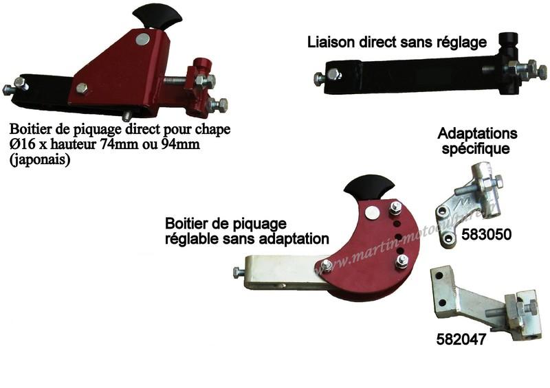 Accessoires majar pour motoculteur sur www.martin,motoculture.fr